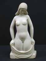 study after eve by eric gill