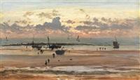 portel fisher folk by william lionel wyllie