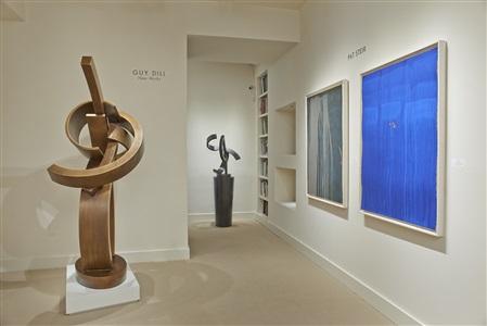 installation at meyerovich gallery 1