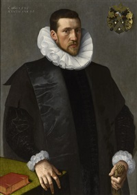willem van vyve by frans pourbus the younger