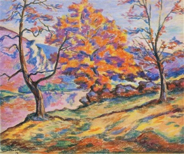 tefaf maastricht by armand guillaumin