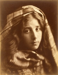 a study of the cenci by julia margaret cameron