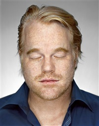 philip seymour hoffman, new york by martin schoeller