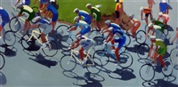 bike race study by christopher brown