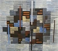 composition # 89 by adolf richard fleischmann