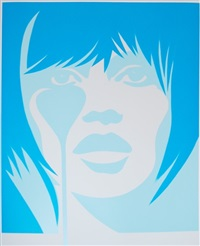 roger vadim's nightmare (brigitte bardot blue and baby blue) by pure evil