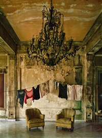 isabella's two chairs by michael eastman
