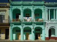 prado façade, havana by michael eastman