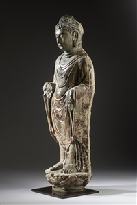 buddha by unknown