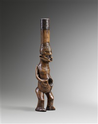 anthropomorphic pipe by unknown