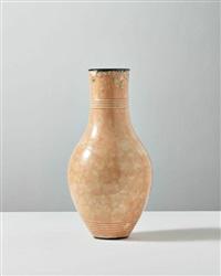 grand vase by émile decoeur