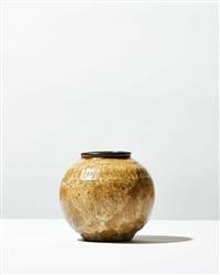 ostrich egg by émile decoeur