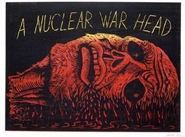 a nuclear warhead by robert arneson