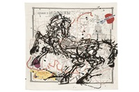 city of moscow by william kentridge