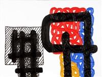autonomous expression by jonathan lasker