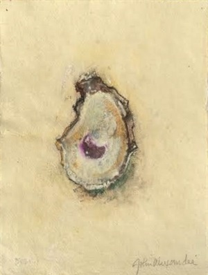 oyster by john alexander