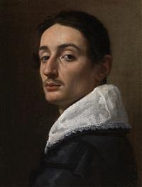 portrait of a young man by cristofano allori