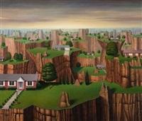 suburban wasteland ii by gary bolding