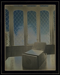 camera obscura at talbot's lacock abbey by michael robinson