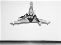 bree. liberty cheer all-stars. corsicana, texas by alec soth