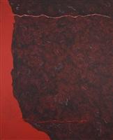 edge of burning bush (a) by theodoros stamos