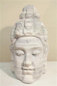 tan buddha by long-bin chen