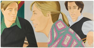 nabil's loft by alex katz