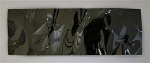 molded mirror no.38 by hubertus hamm