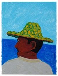 sombrero de palma by rafael ferrer