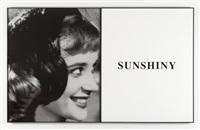 prima facie (first state): sunshiny by john baldessari