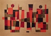 abstract by carlos mérida