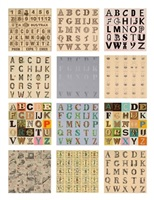 appropriated alphabets by peter blake