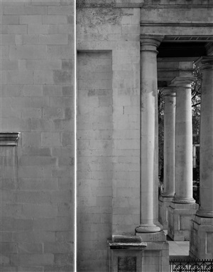 christ church in spitalfields 03 (architecture by nicholas hawksmoor) by hélène binet