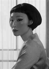 waiting: shenzhen portrait 2 by erwin olaf
