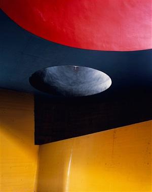 la tourette - canons de lumière (architecture by le corbusier) by hélène binet