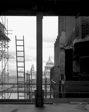tate modern construction 01 by hélène binet