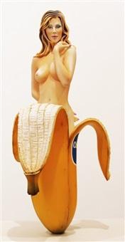 chiquita banana by mel ramos