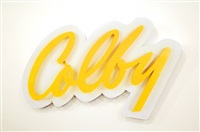 colby sign by allen ruppersberg