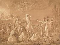 triunph of venus by conrad martin metz