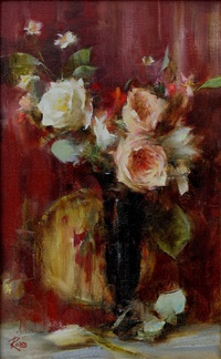 roses by laura robb