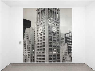 lorna simpson the clock tower