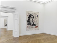 diva (installation view) by william kentridge