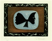 uranie ii by georges braque