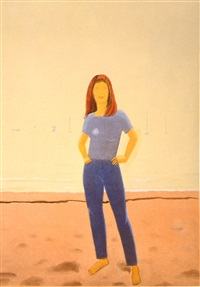 harbour #10 by alex katz