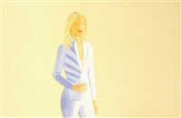 sissel by alex katz