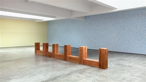 installation view carl andre dan flavin sol lewitt paula cooper gallery new york 1915 3715