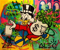 run donald run by alec monopoly