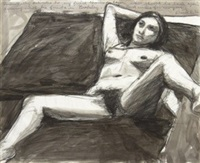 figure by richard diebenkorn