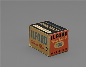 ilford colour film 'd' for daylight 135 january 1957 by morgan fisher