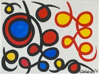 loops filled in by alexander calder